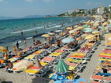 Kusadasi Ladies Beach